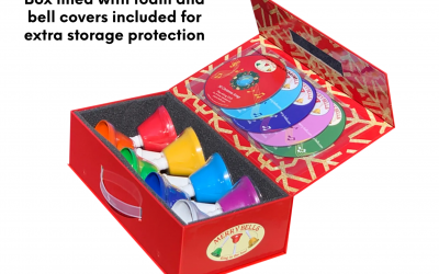 Merry Bells–Fun for the whole family or classroom any time of year!
